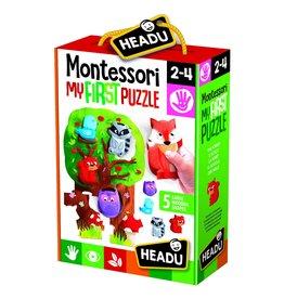 Headu Montessori First Puzzle- The Forest