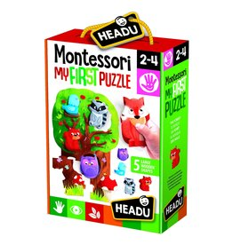 Montessori First Puzzle- The Forest