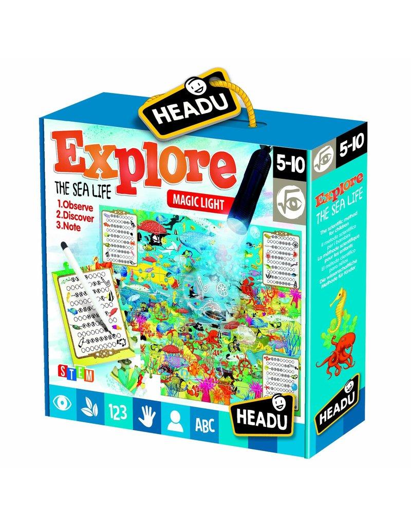 Headu Explore the Sealife