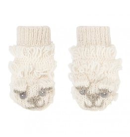 Piccalilly Knit Mittens - Sheep