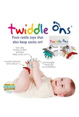Mocc ons Twiddle Ons Foot Discovery Rattle Toys