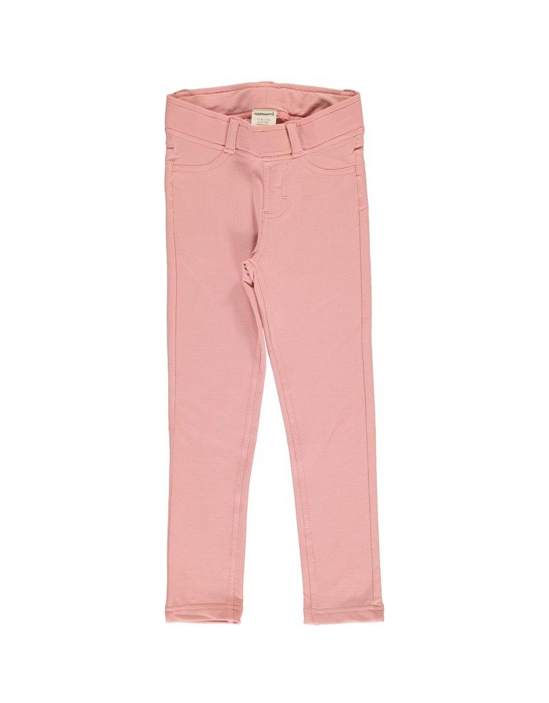 Maxomorra Maxomorra Dusty Pink Treggings