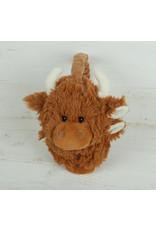 Jomanda Highland Cow  Ear Muffs