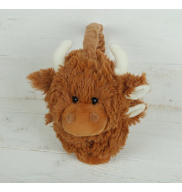 Jomanda Highland Cow  Ear Muffs