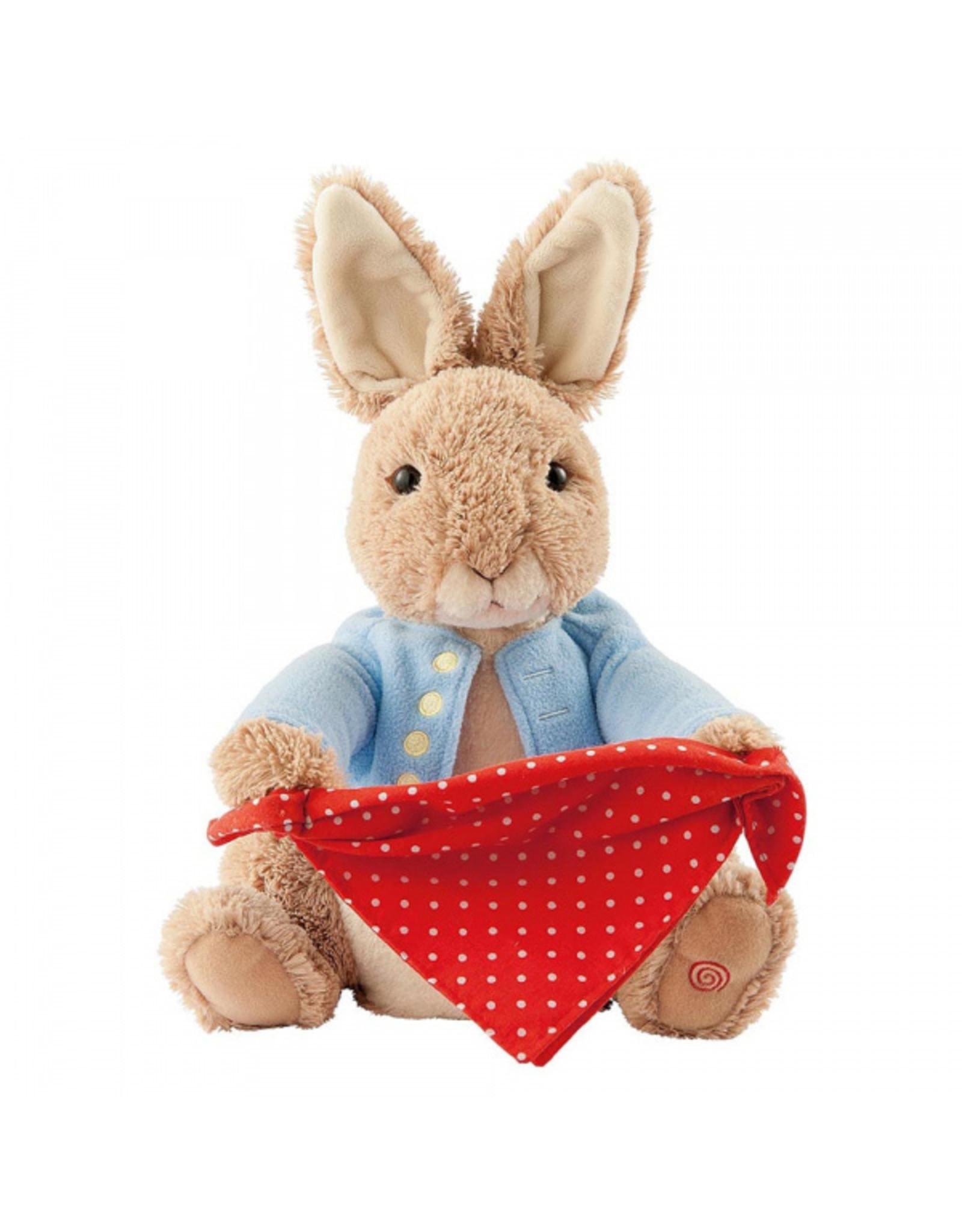 Enesco Peter Rabbit Peek-a-Boo