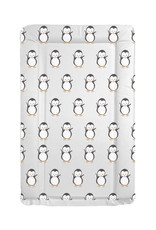 Mollydoo Changing Mat- White Penguins