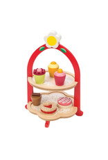 Tender Leaf Toys Afternoon Tea Stand