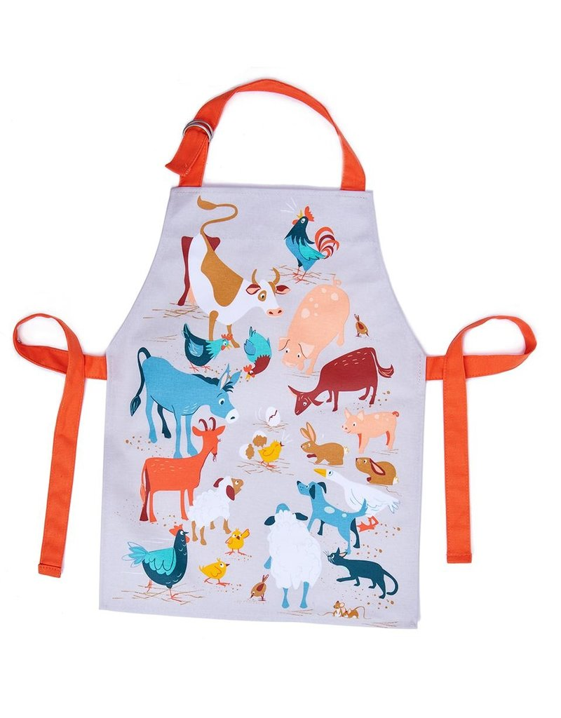 Threadbear Design Fred's Farm Apron