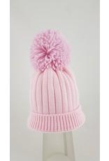 Pesci Pesci Pom Pom Hat- Pink