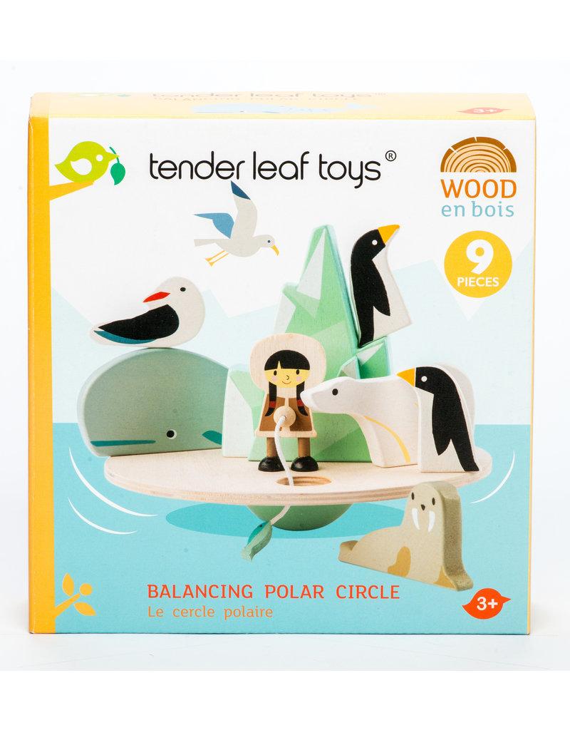 Tender Leaf Toys Balancing Polar Circle