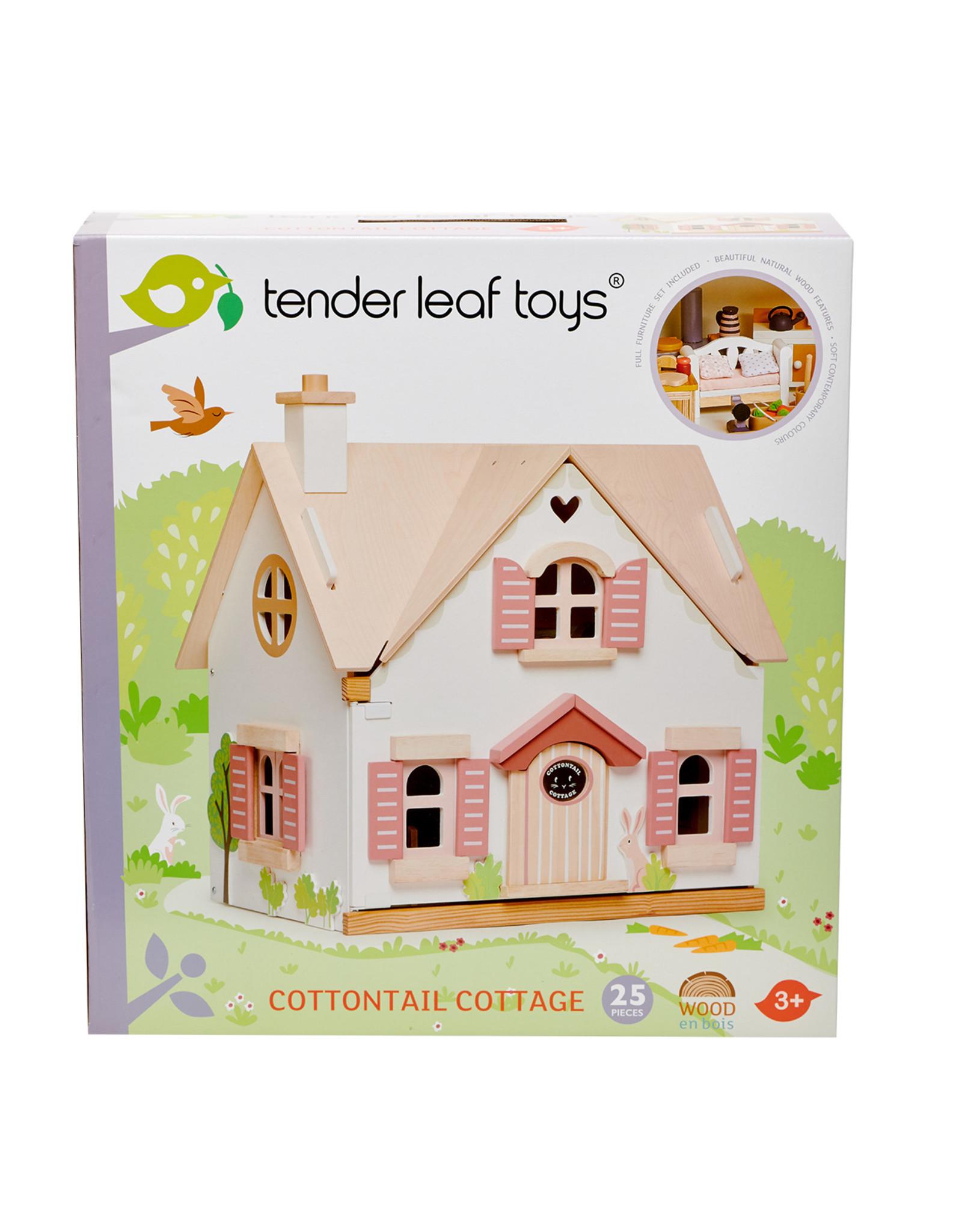 Tender Leaf Toys Cottontail Cottage