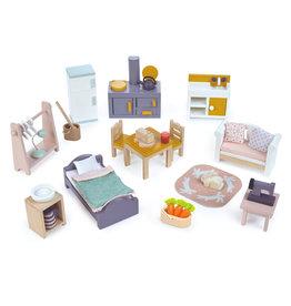 Tender Leaf Toys Cottontail Cottage Starter Furniture Set