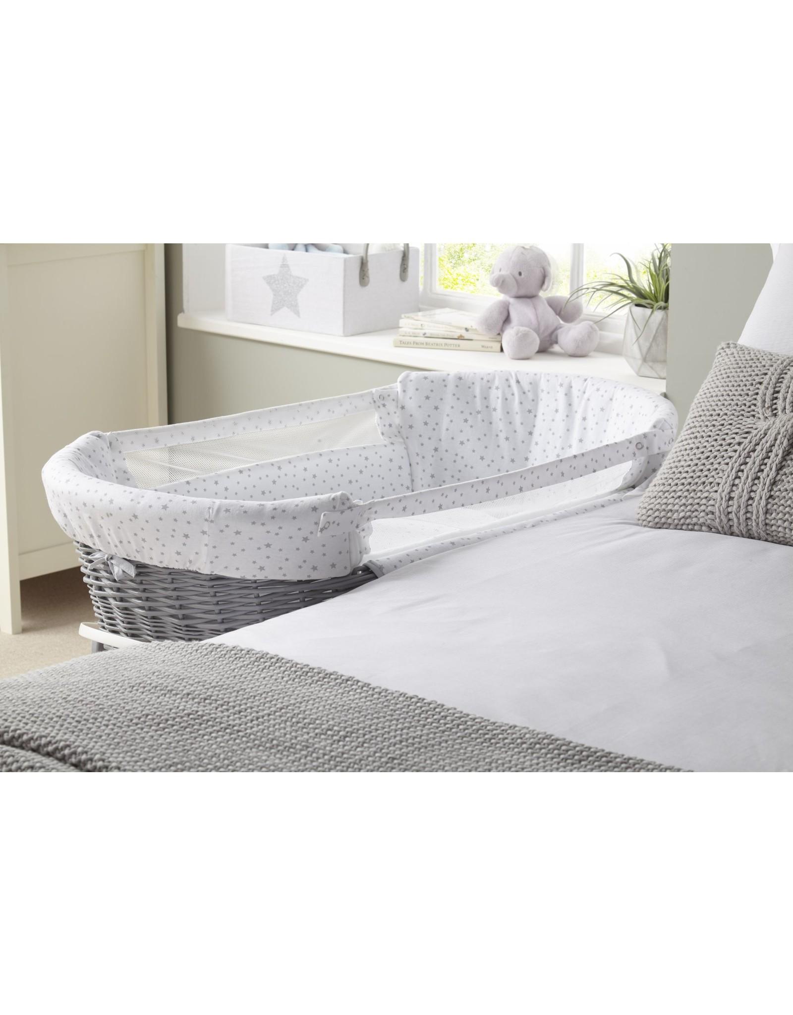 Clair de lune Clair de Lune Bedside Crib