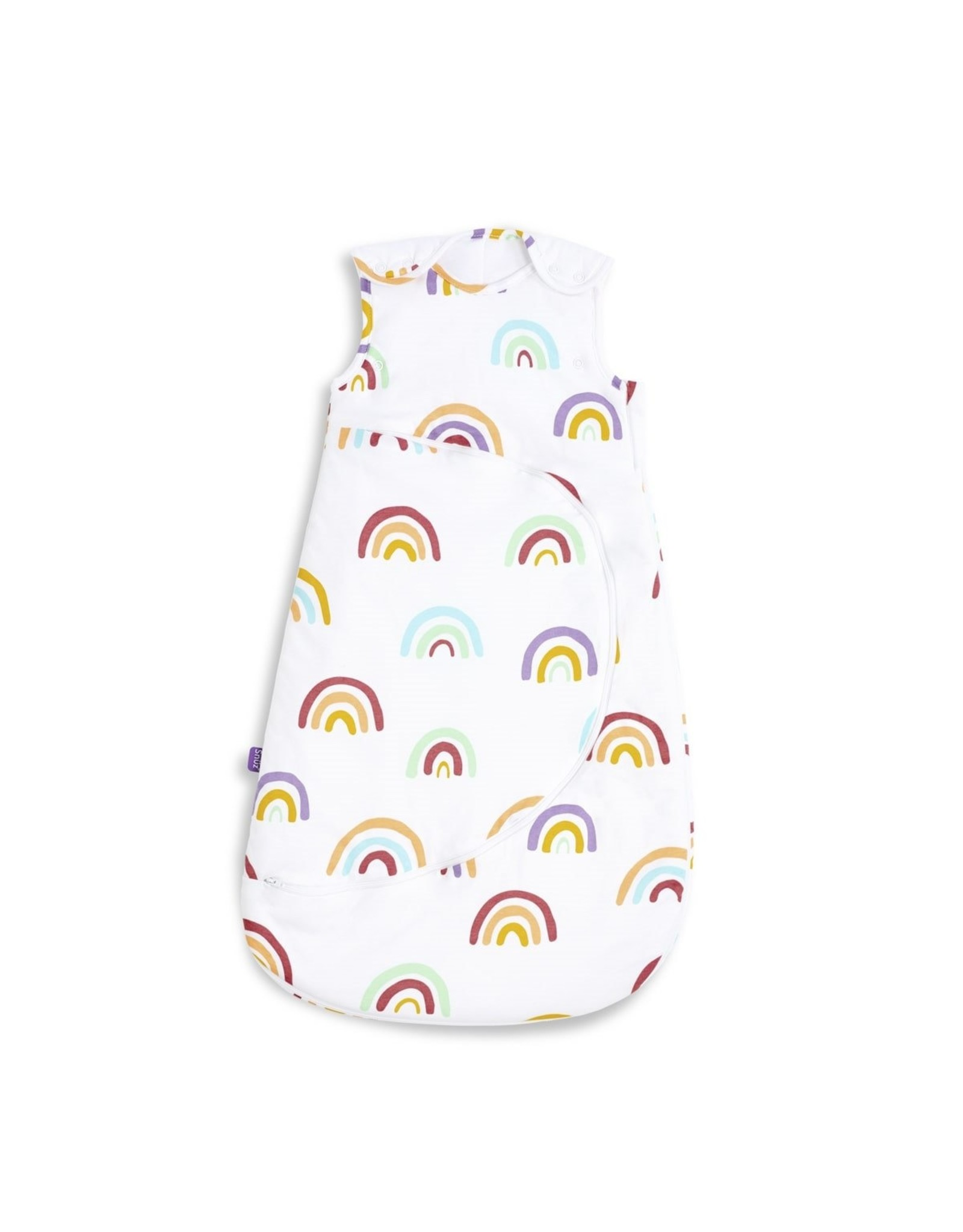 Snuz SnuzPouch Sleeping Bag - Rainbow- 1 Tog & 2.5 Tog