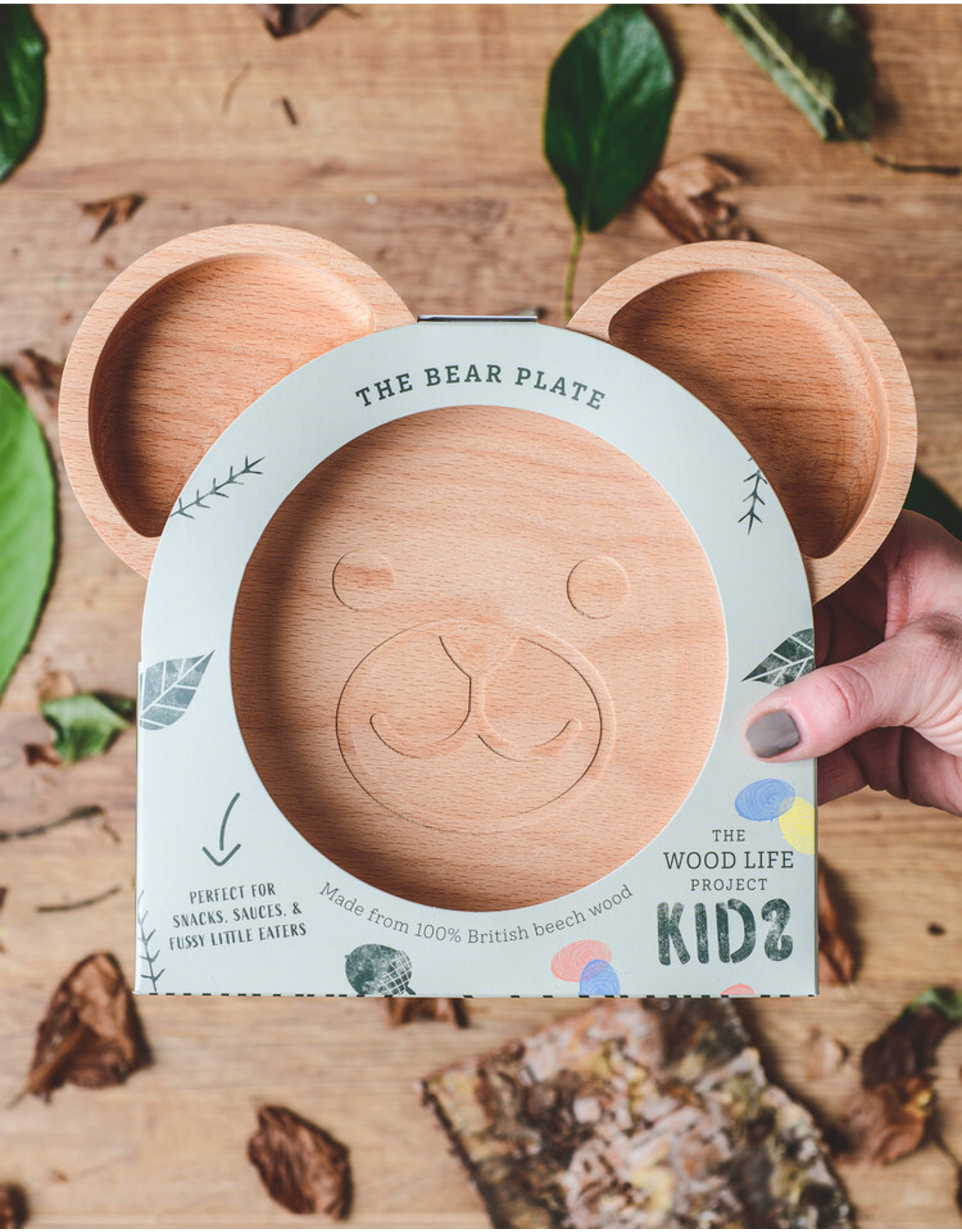 The Wood Life Project The Bear Plate