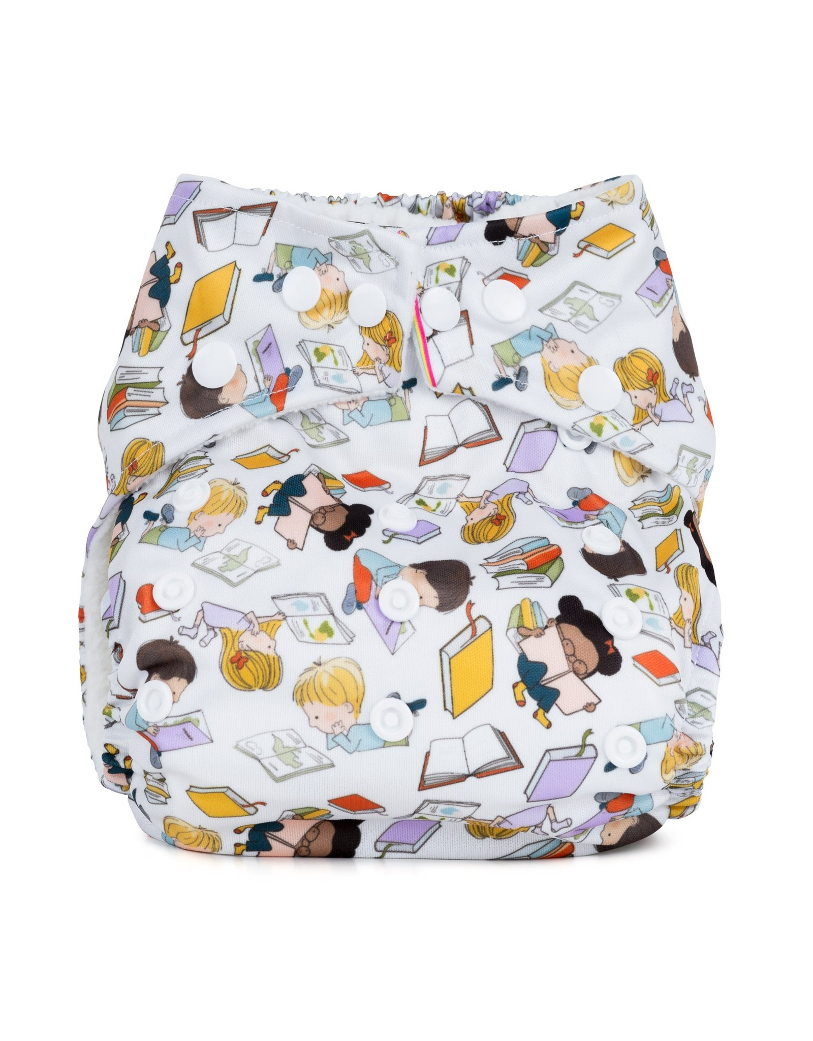 Baba & Boo One Size Reusable Nappy - Prints