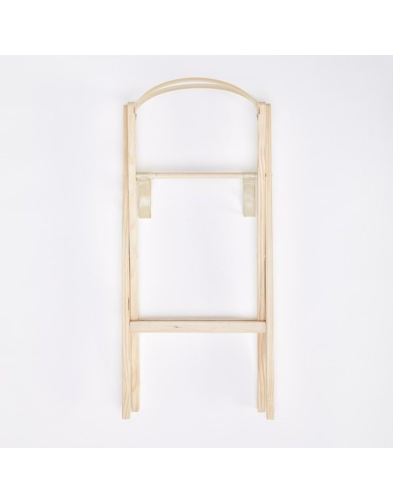 Little Green Sheep Moses Basket Stand