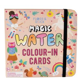 Floss and Rock Rainbow Fairy Magic Colour Changing Cards