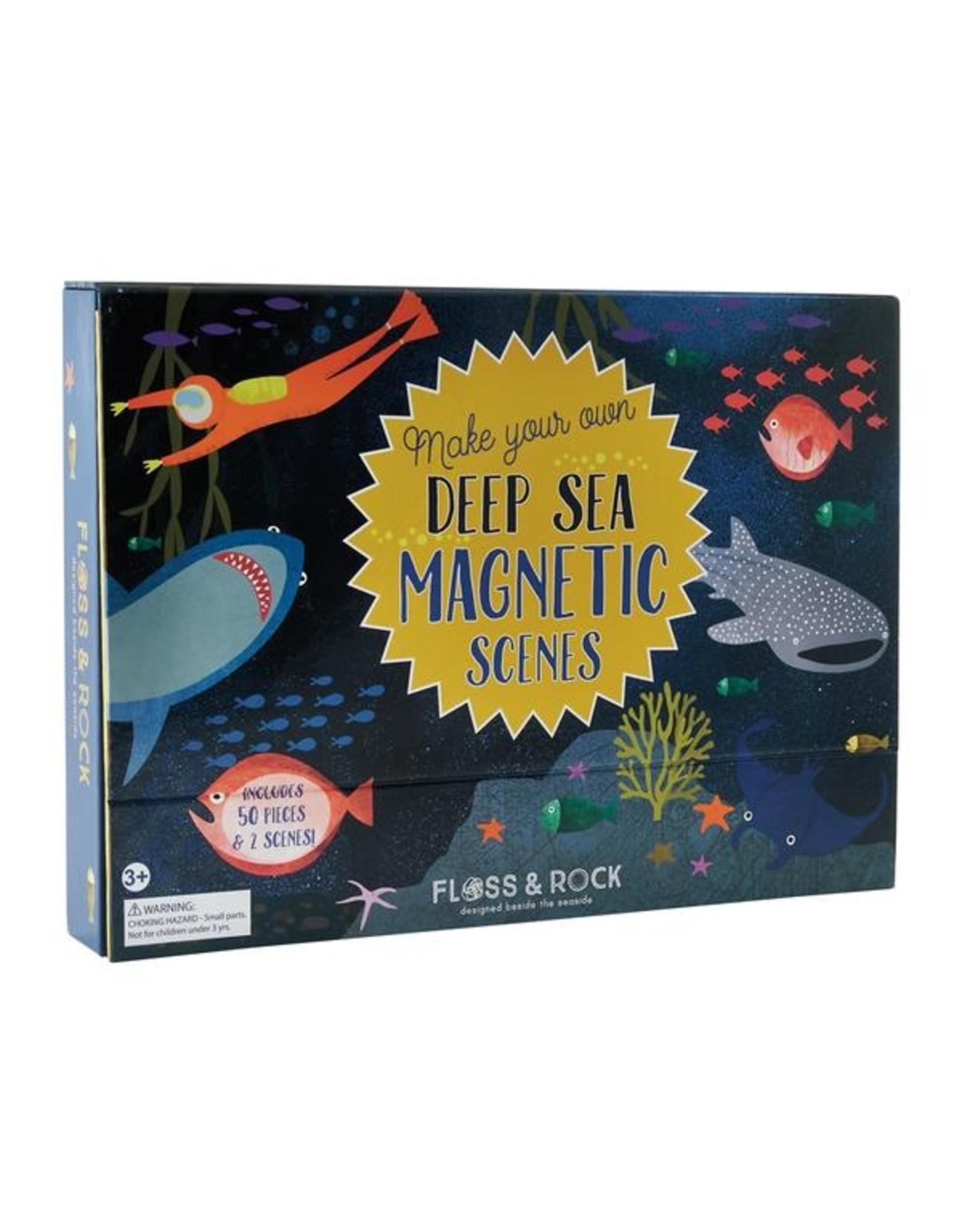 Deep Sea Magnetic Play Scene