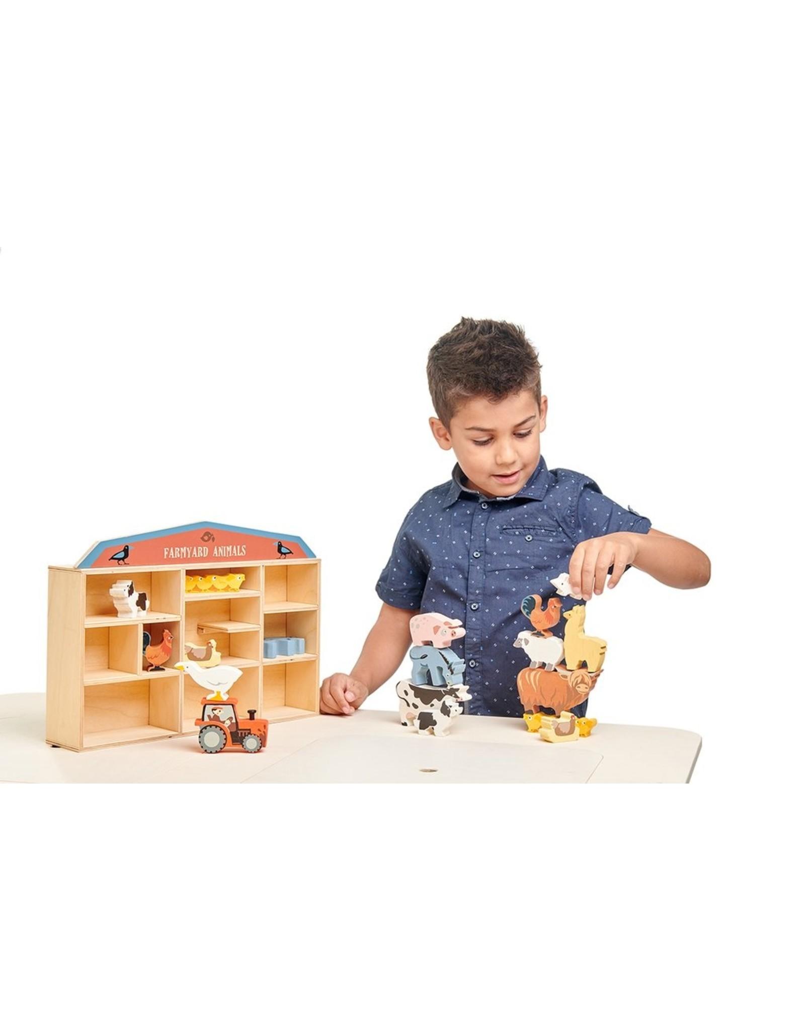 Tender Leaf Toys Farmyard Mouse