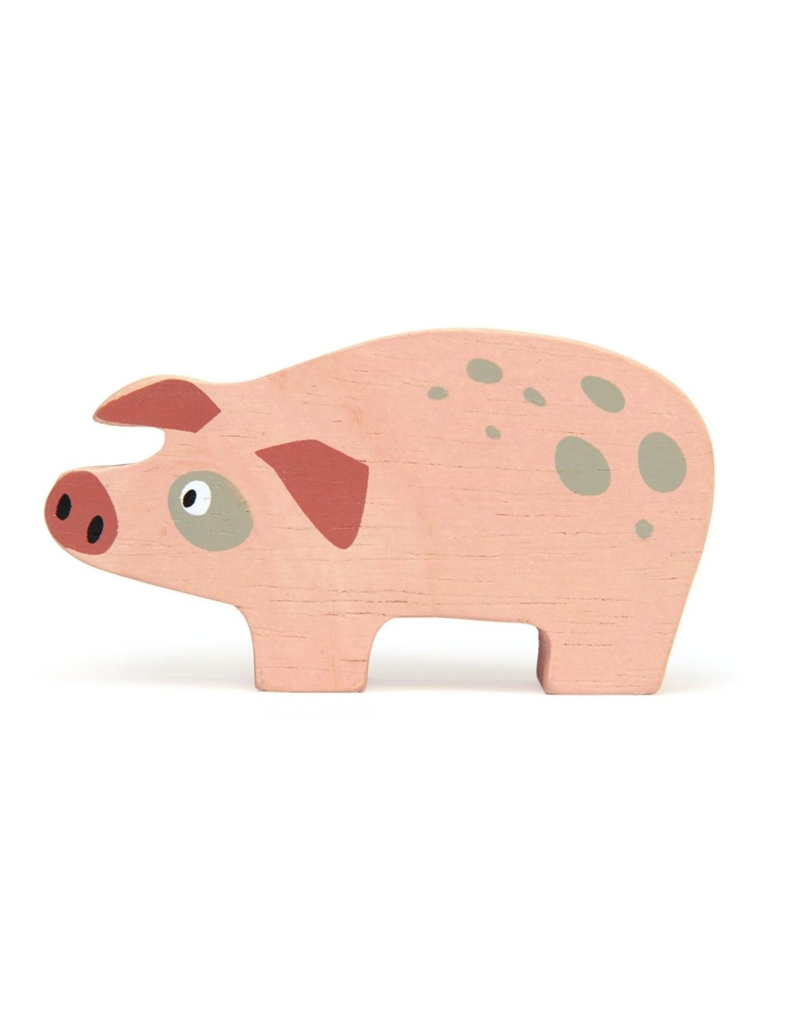 Tender Leaf Toys Farmyard Pig