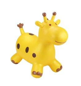 HappyHopperz Bouncy Kids Toy- Gold Giraffe