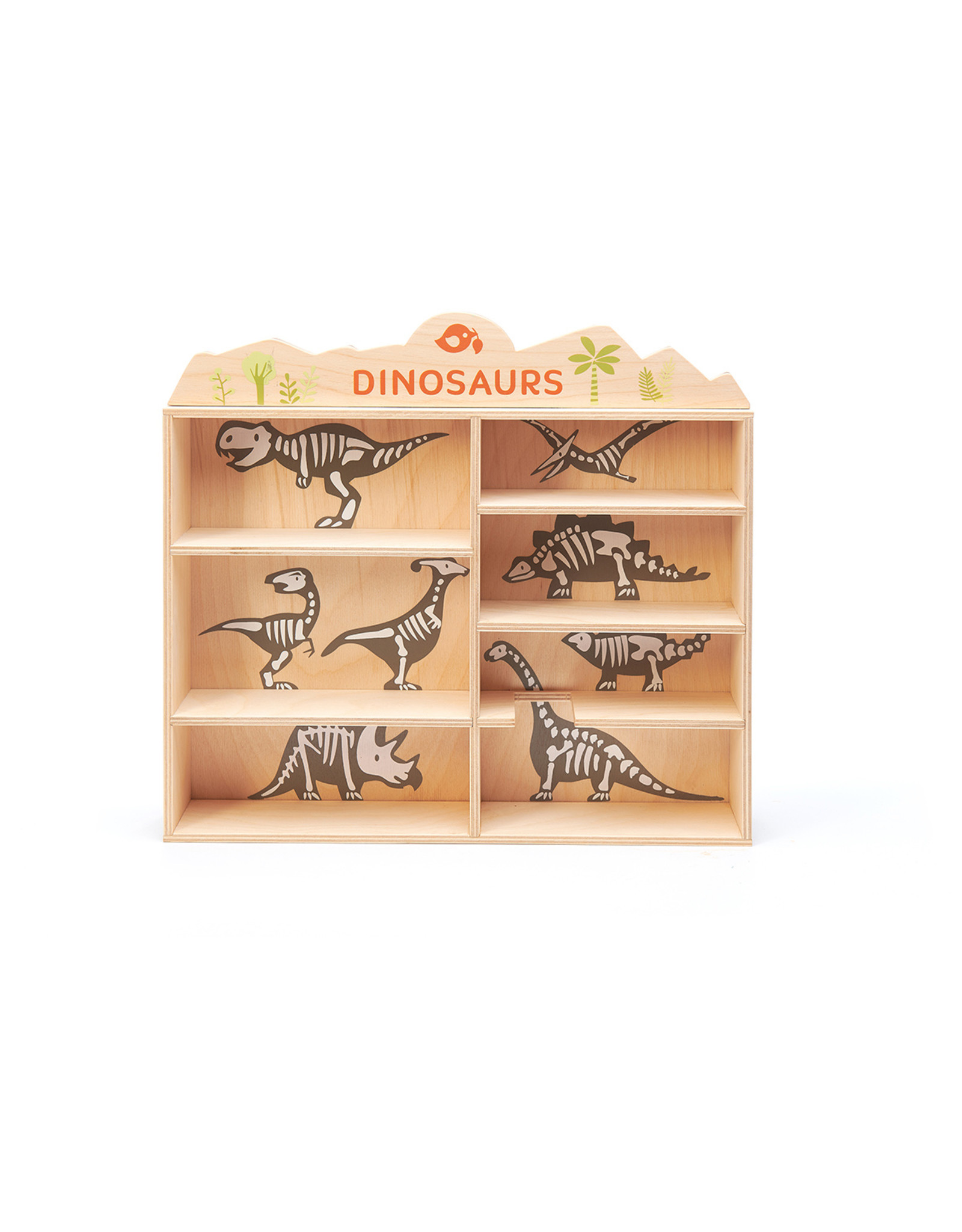 Tender Leaf Toys Dinosaurs - Triceratops
