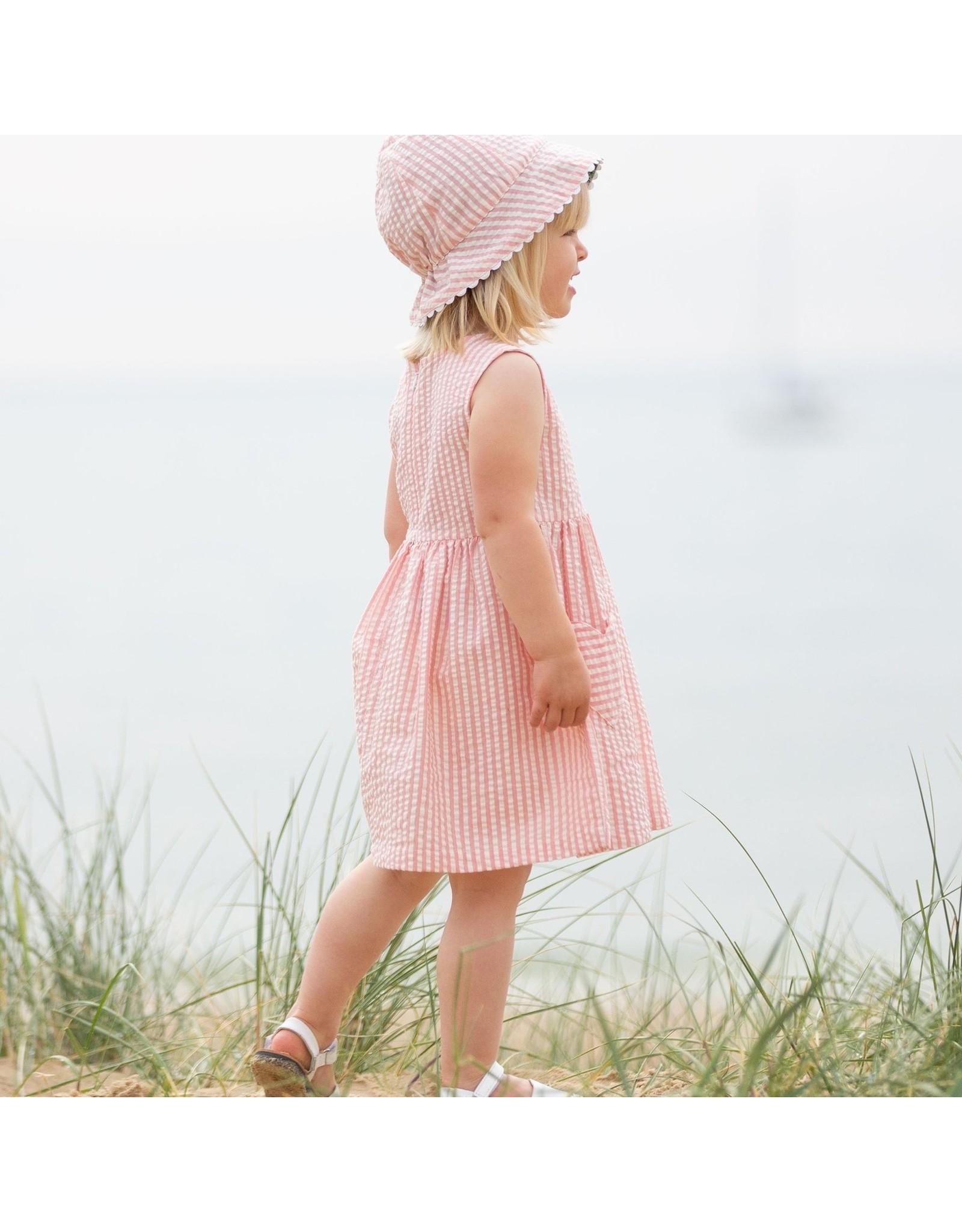 Kite Clothing Seersucker Heart Dress