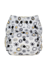 Baba & Boo One Size Reusable Nappy - The Senses Collection
