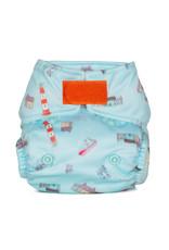 Baba & Boo Newborn Reusable Nappy - The Senses Collection