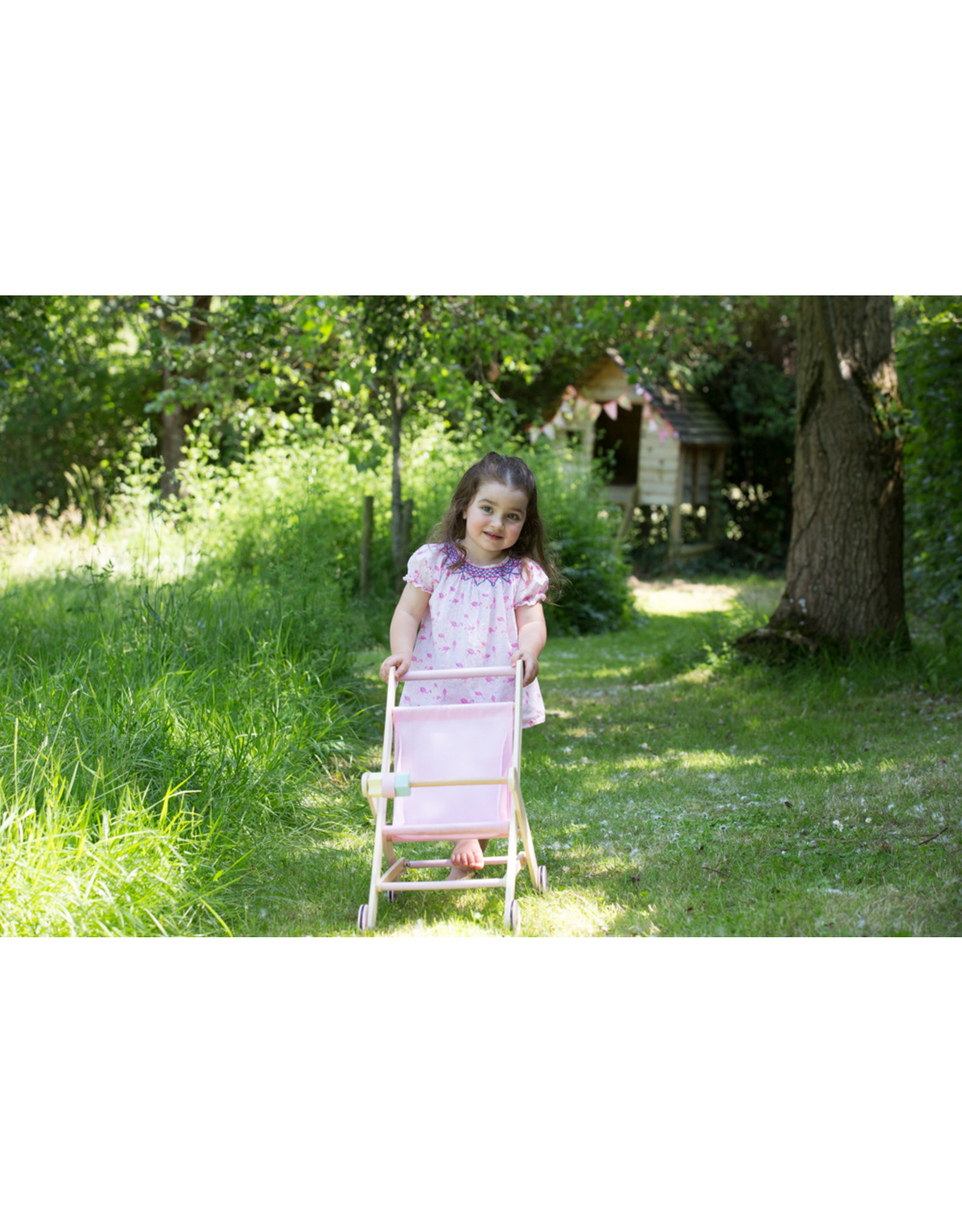 Moover Moover Pink Stroller