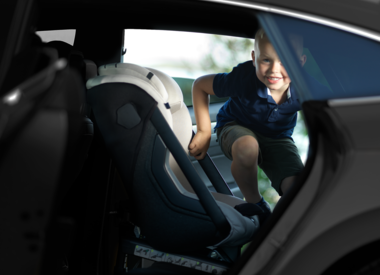 Car Seats & Travel Systems