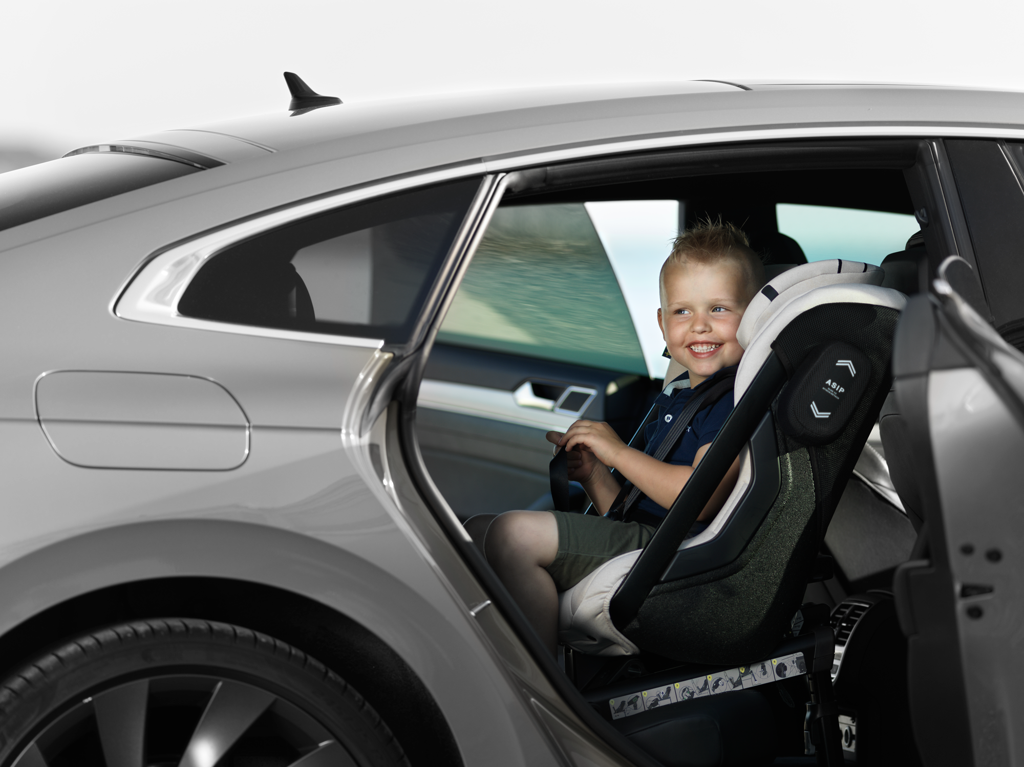 Axkid Seats - Why are they so safe?