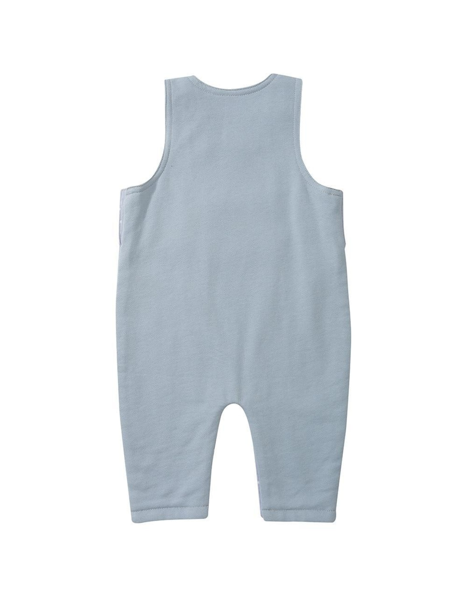 Dotty Dungarees Pale Blue  Diddy Dungarees