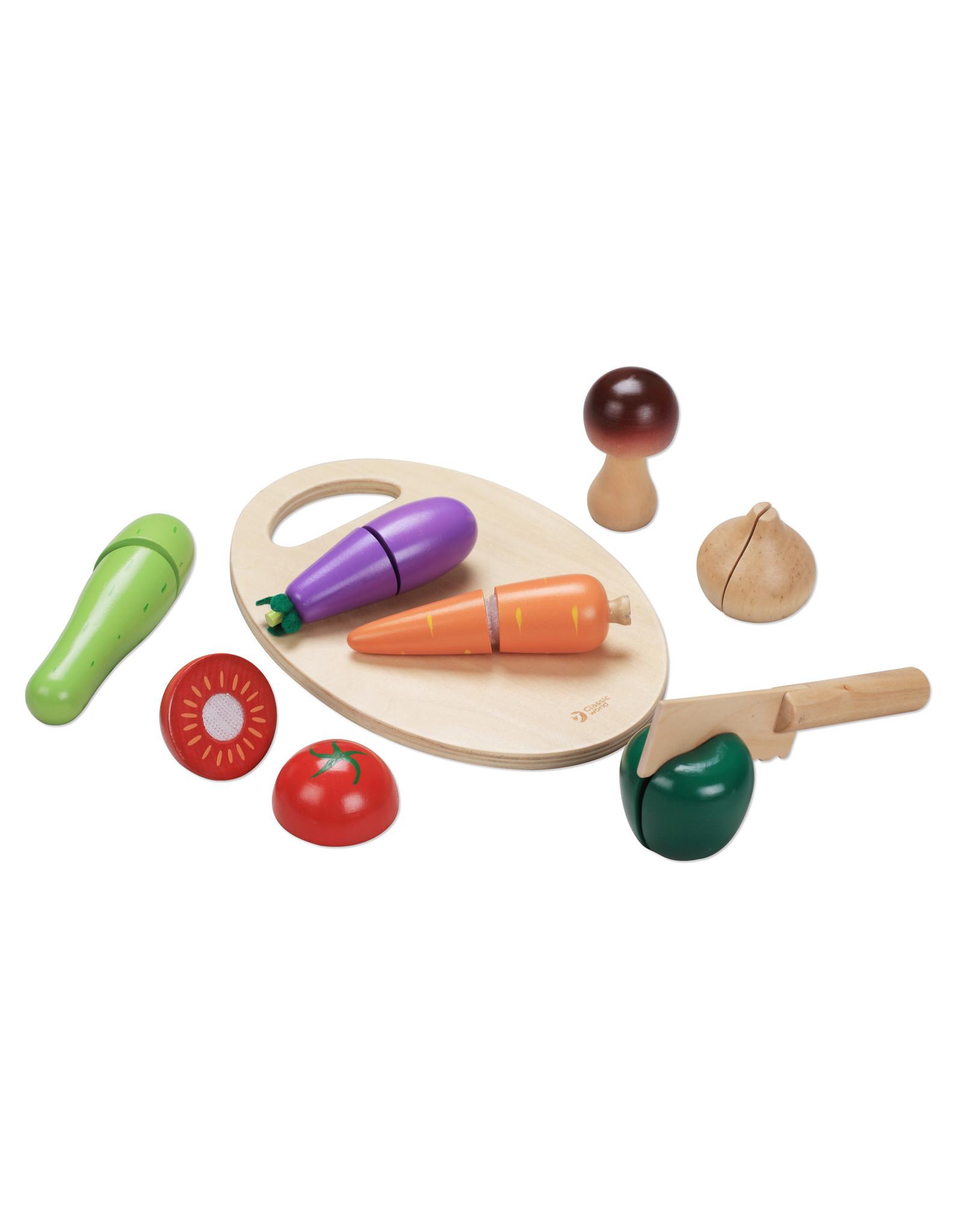 Classic World Classic World Cutting Vegetable Set