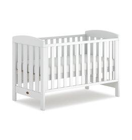 Boori Boori Alice Cot Bed- White