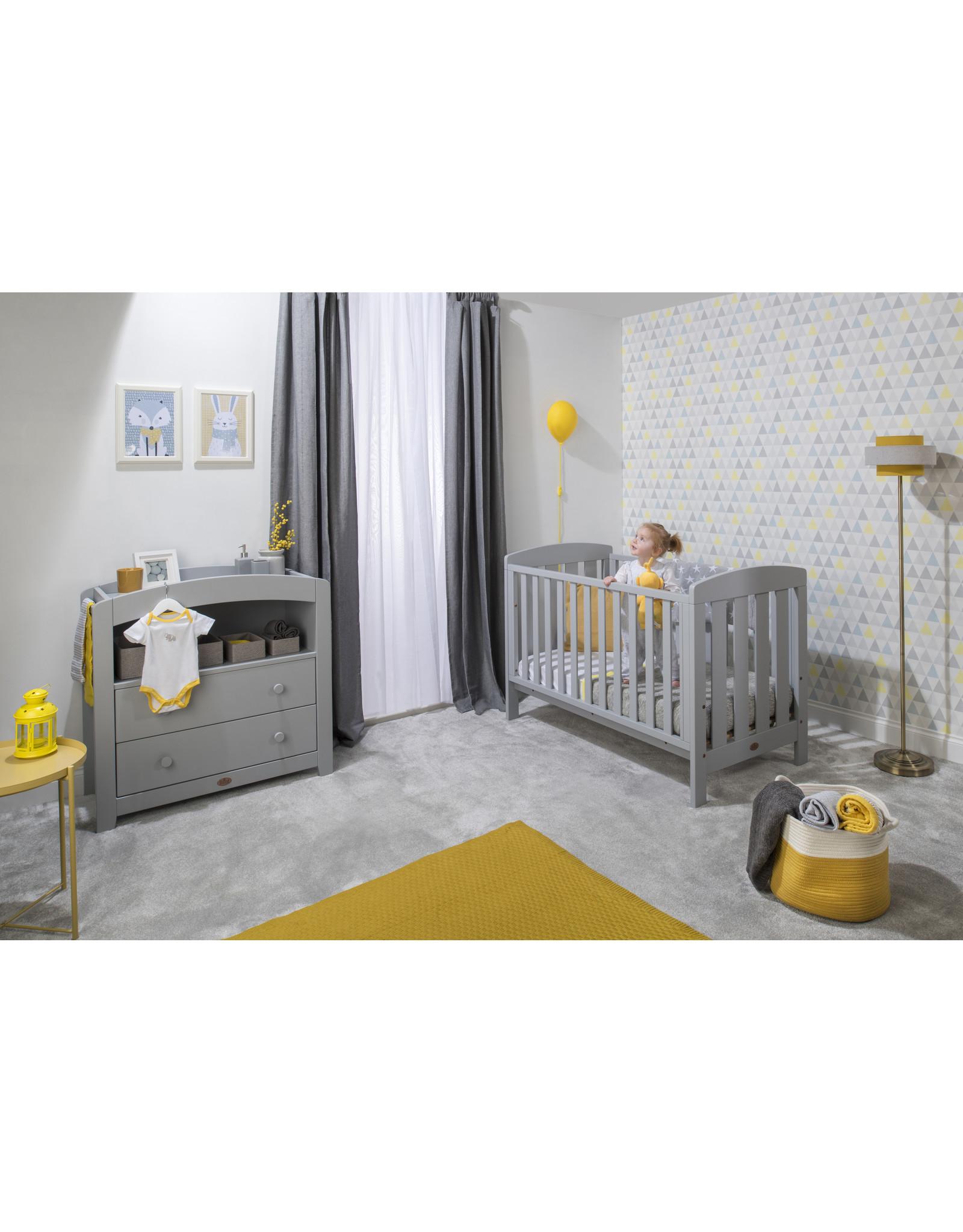 Boori Alice Cot Bed- Pebble