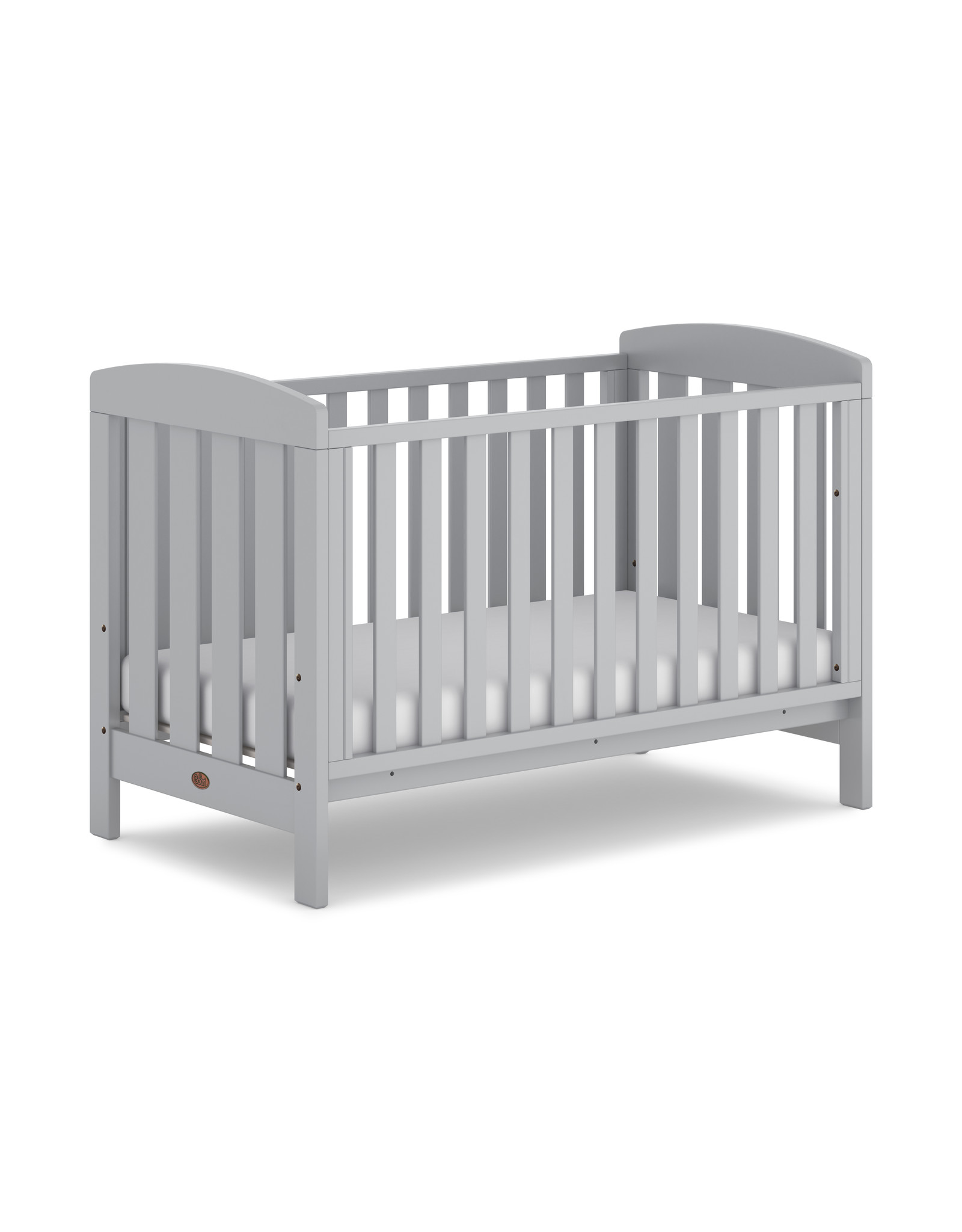 Boori Boori Alice Cot Bed- Pebble