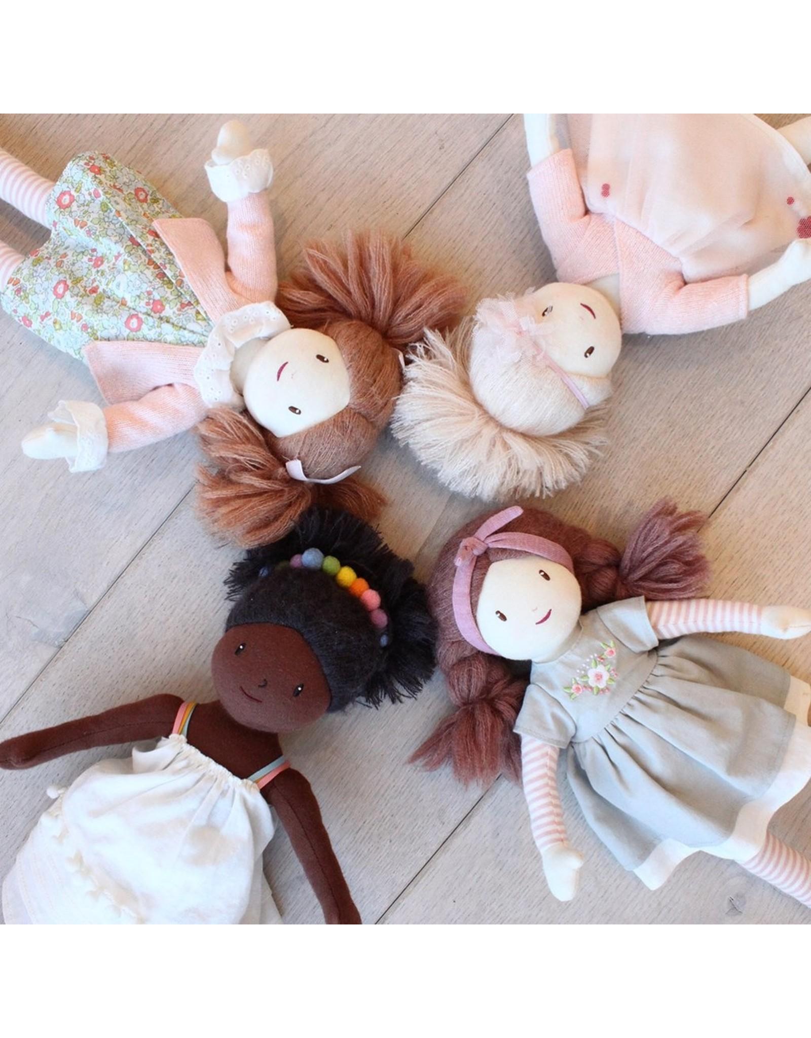 Threadbear Design Amelie Ballerina Ragdoll