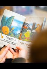 Plantable Children's Books- The Basil Who Built Bridges