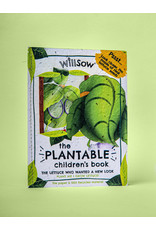 Willsow Plantable Children's Books- The Lettuce Who Wanted a New Look