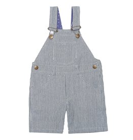 Dotty Dungarees Otto Striped Shorts