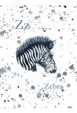 WildChildAMZ ABC Animal Flashcards- Extra Large A6