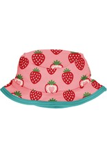 Maxomorra Maxomorra Sun Hat STrawberry