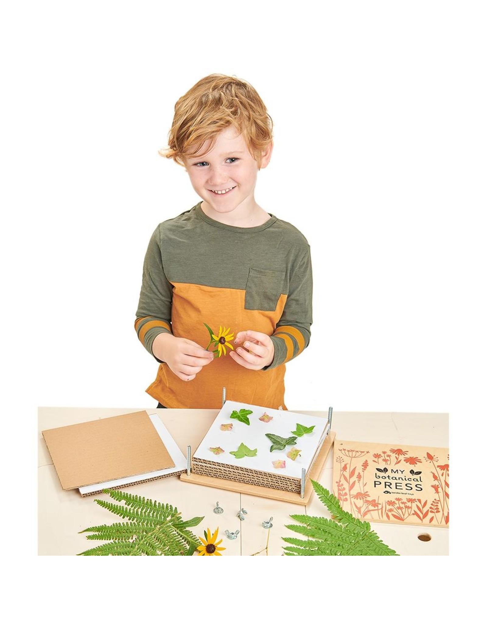 Tender Leaf Toys My Botanical Press