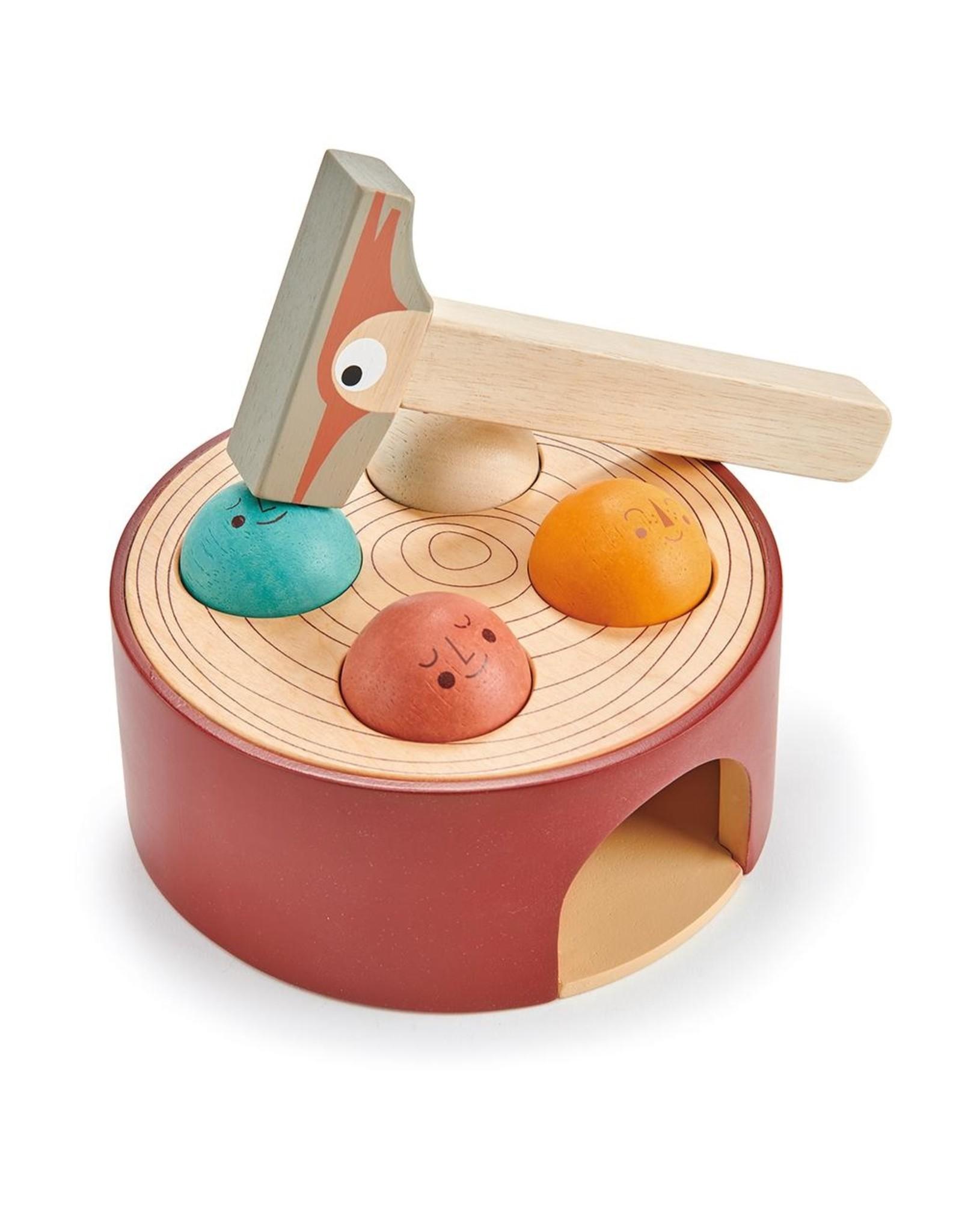 Tender Leaf Toys Woodpecker Game
