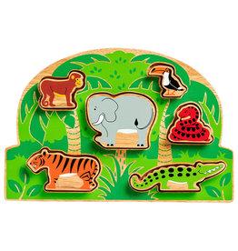 Lanka Kade Lanka Kade Jungle Shape Sorter