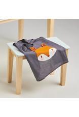 Threadbear Design Fox Linen Apron