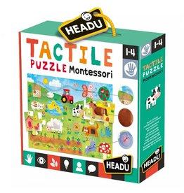 Headu Tactile Puzzle Montessori