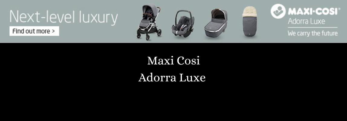 Maxi Cosi Adorra Luxe